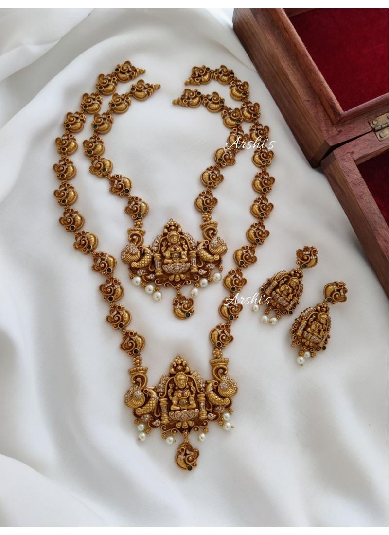 Latest Traditional Lakshmi Semi Bri..