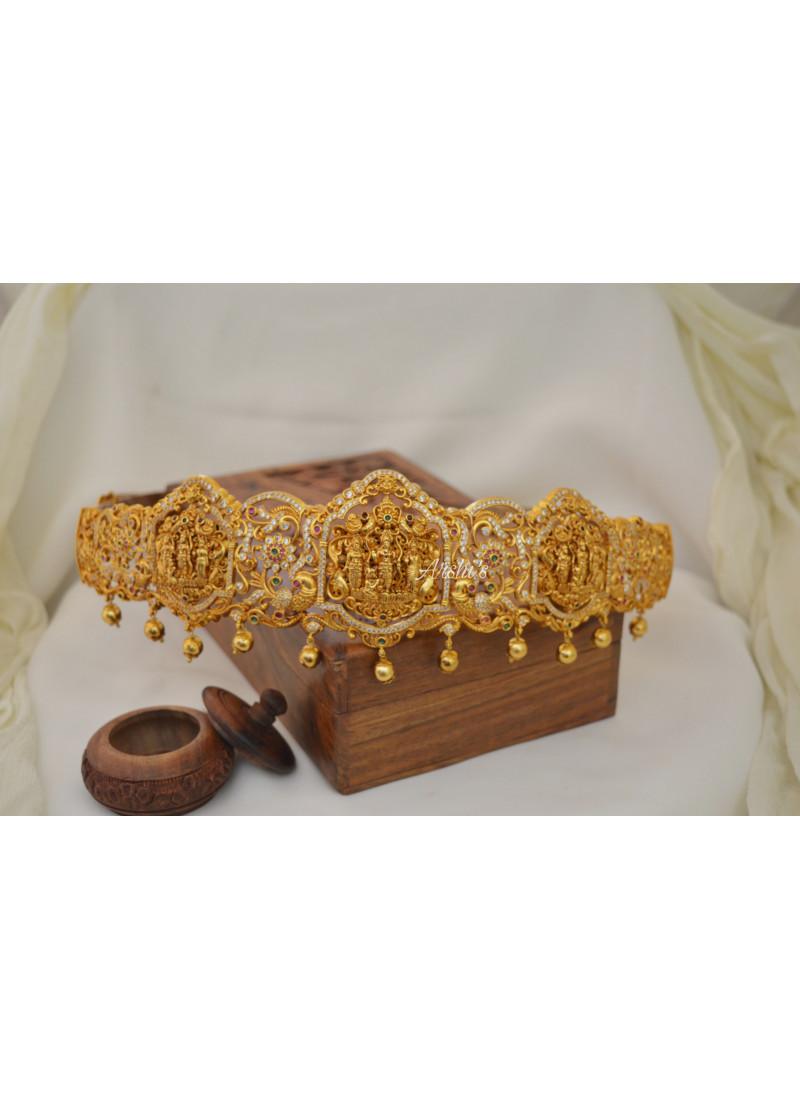 Bridal Dual Lakshmi Ram Parivar Hip..