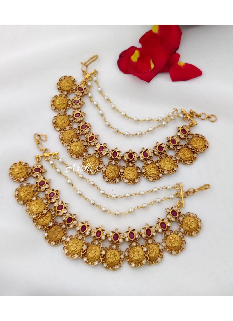 Grand Traditional Lakshmi Mattals