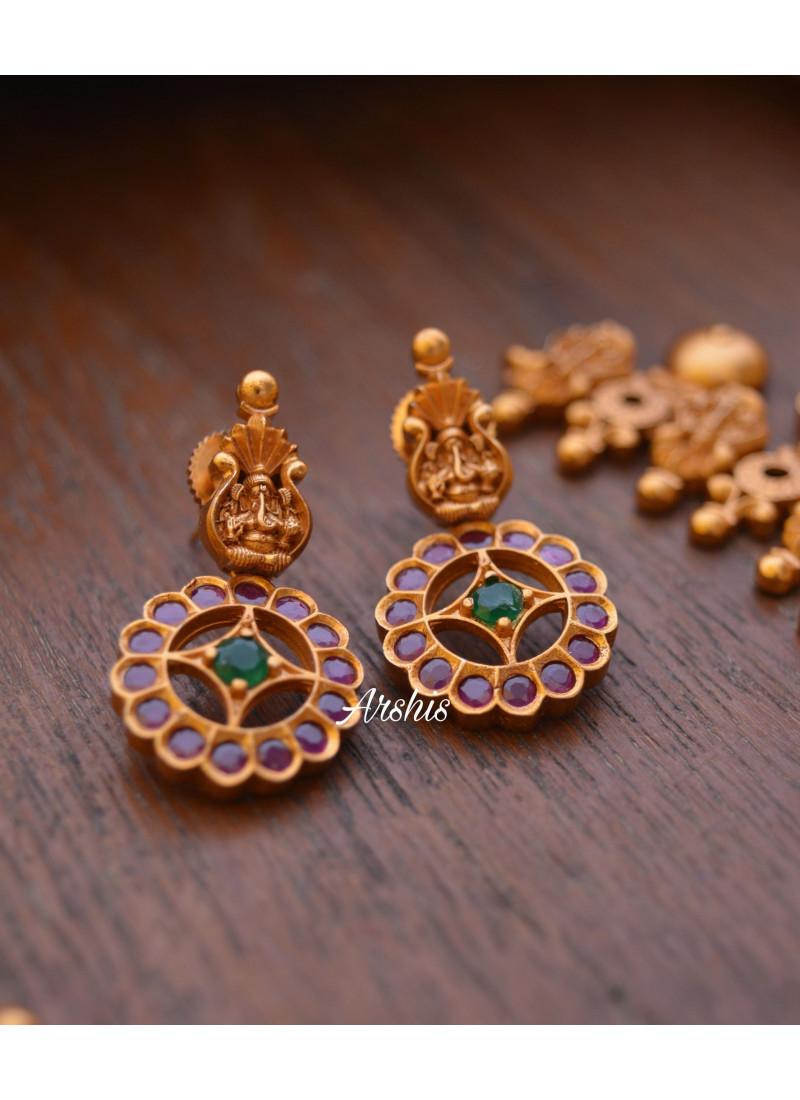 Gorgeous Premium Quality Ganesha Necklace