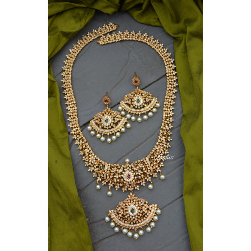 Elegant AD Bridal Long Haram