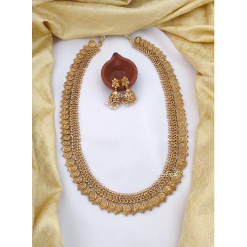 Bridal Swan Coin Traditional Haram
